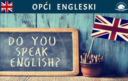 Kurs engleskog jezika: Opći Engleski jezik - osnovni engleski, uvod u engleski, nauči engleski online - Kursevi Engleskog - Online edukacija - OAK Online Akademija