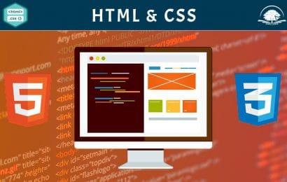 Kurs informatike: HTML5 i CSS3 - uvod u web programiranje, pravljenje web stranica, web dizajn - IT Kursevi - Online edukacija - OAK Online Akademija