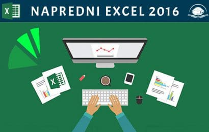 Kurs informatike: Excel 2016 - Microsoft, MS office, pivot tabele, predviđanja, napredne funkcije, grafikoni, makroi - IT Kursevi - Online edukacija - OAK Online Akademija