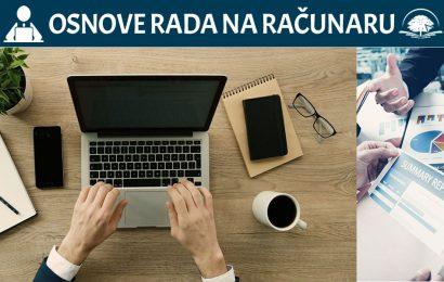 Kurs informatike: Poznavanje rada na računaru - Windows, Office, Internet - IT Kursevi - OAK Online Akademija
