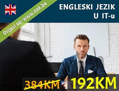 Engleski jezik u IT-u kurs praznički popust 50% - Online Akademija