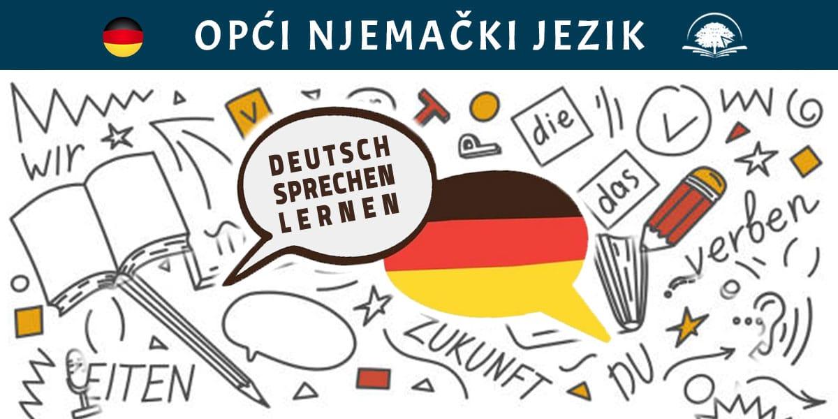 Kurs njemačkog jezika: Opći njemački jezik - osnovni njemački, uvod u njemački, nauči njemački online - Kursevi njemačkog - Online edukacija - OAK Online Akademija