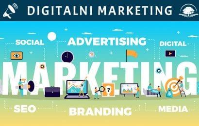 Digitalni marketing - Kurs informatike: Internet marketing - Socijalne mreže - Društvene mreže - Facebook, Google Ads, Youtube, Instagram, Wordpress - IT Kursevi - Online edukacija - OAK Online Akademija