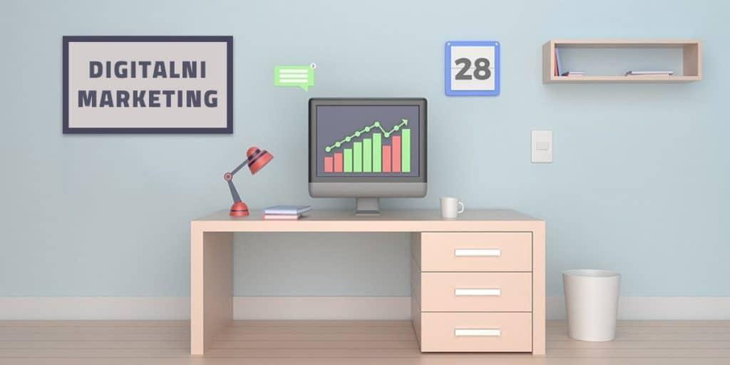 digitalni marketing privlacenje paznje klijenata oak edukacija